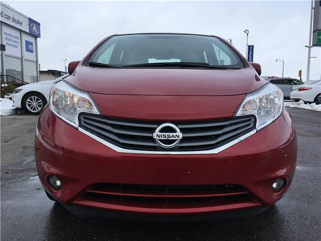 2014 Nissan Versa Note 1.6 SL (Stk: 14-98964) in Brampton - Image 2 of 27