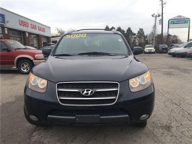 2007 Hyundai Santa Fe  (Stk: 17-7646A) in Hamilton - Image 2 of 17