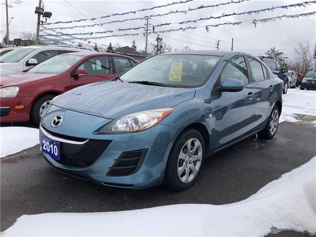 2010 Mazda Mazda3 GX (Stk: 18-7016B) in Hamilton - Image 2 of 16