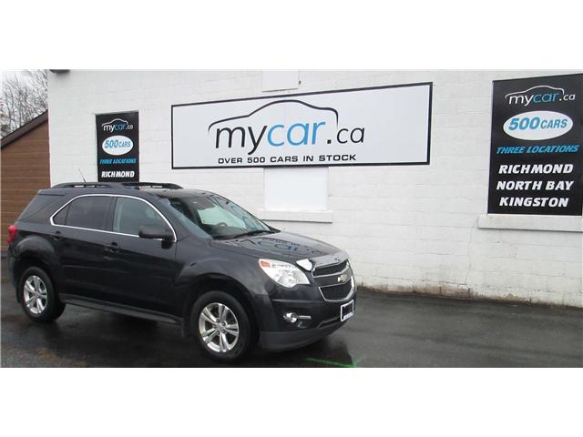 2012 Chevrolet Equinox 2LT (Stk: 180470) in Richmond - Image 2 of 14