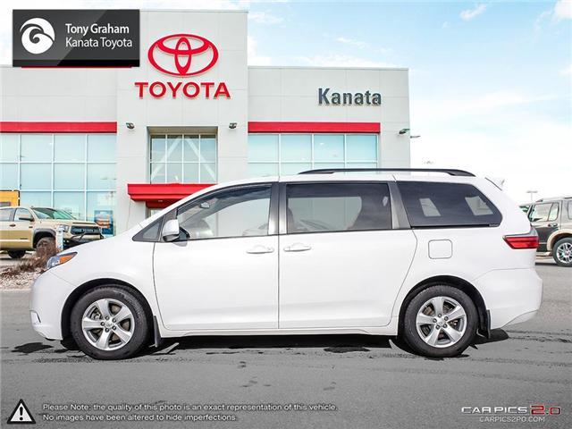2016 Toyota Sienna LE 8 Passenger (Stk: B2776) in Ottawa - Image 2 of 25