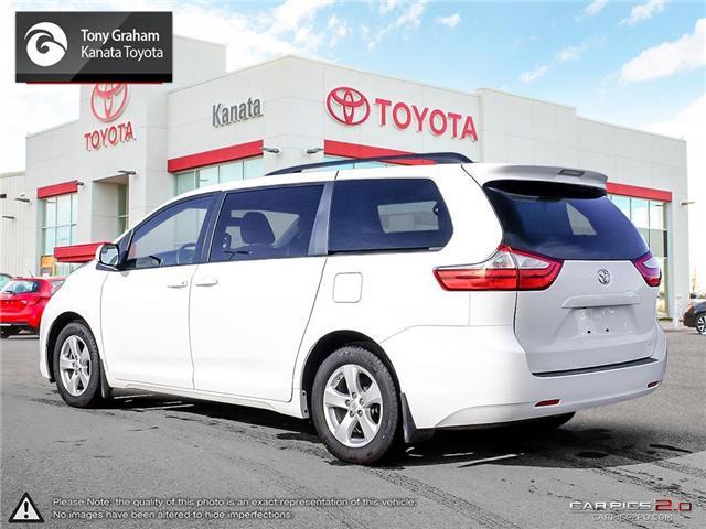 2016 Toyota Sienna LE 8 Passenger (Stk: B2776) in Ottawa - Image 3 of 25