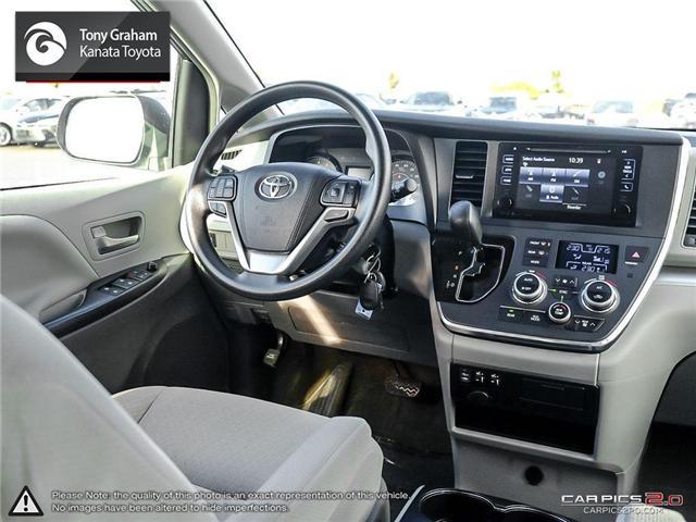 2016 Toyota Sienna LE 8 Passenger (Stk: B2776) in Ottawa - Image 9 of 25