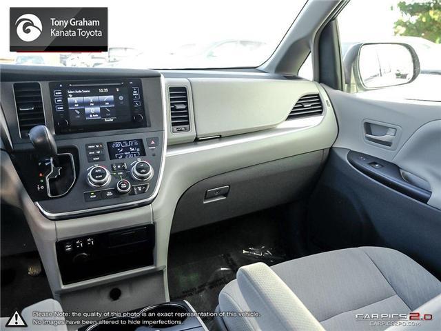 2016 Toyota Sienna LE 8 Passenger (Stk: B2776) in Ottawa - Image 11 of 25
