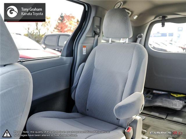 2016 Toyota Sienna LE 8 Passenger (Stk: B2776) in Ottawa - Image 12 of 25
