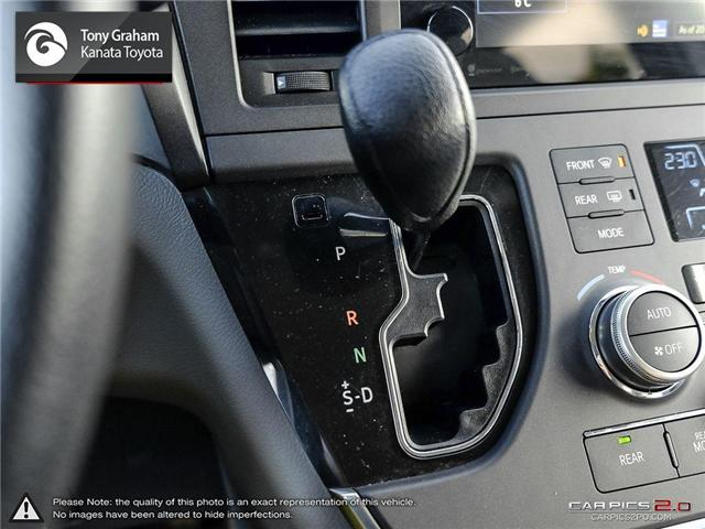 2016 Toyota Sienna LE 8 Passenger (Stk: B2776) in Ottawa - Image 17 of 25