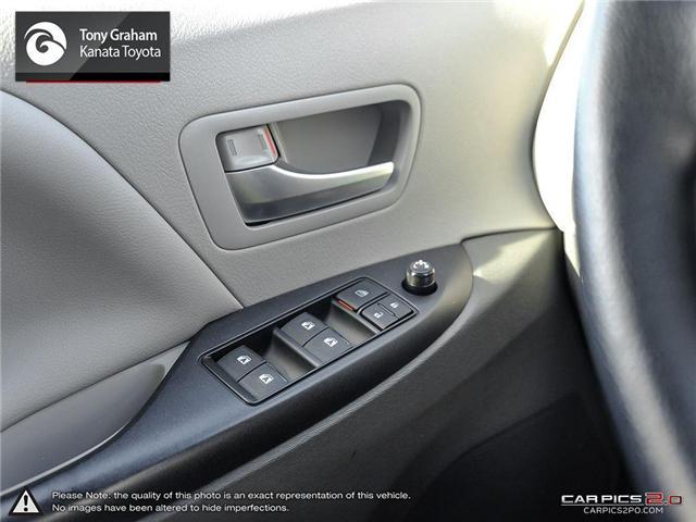 2016 Toyota Sienna LE 8 Passenger (Stk: B2776) in Ottawa - Image 22 of 25