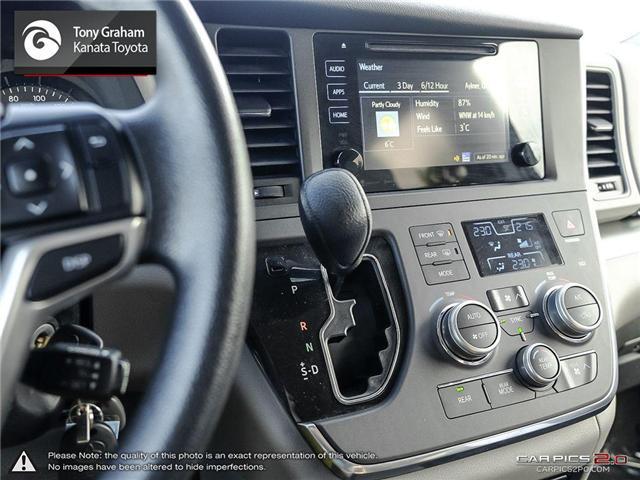 2016 Toyota Sienna LE 8 Passenger (Stk: B2776) in Ottawa - Image 25 of 25