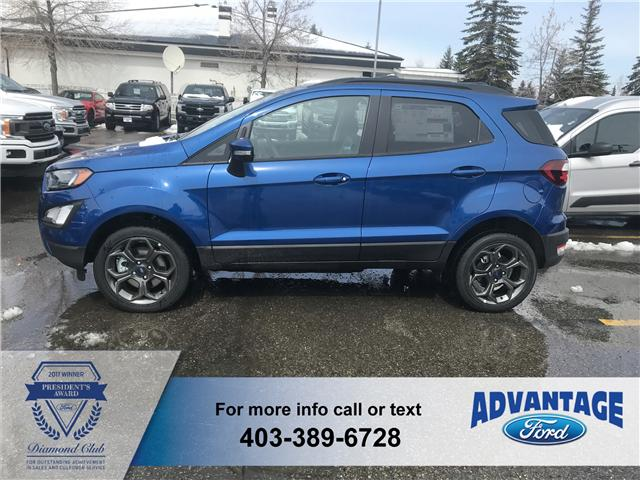 2018 Ford EcoSport SES (Stk: J-181) in Calgary - Image 2 of 6