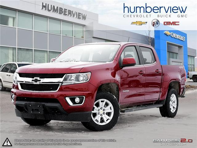 2018 Chevrolet Colorado LT (Stk: 18CL018) in Toronto - Image 1 of 27