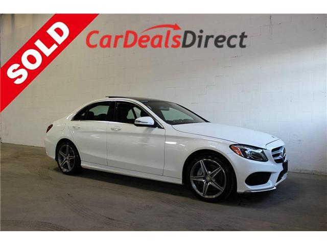 2015 Mercedes-Benz C-Class Base (Stk: 045201) in Vaughan - Image 1 of 30