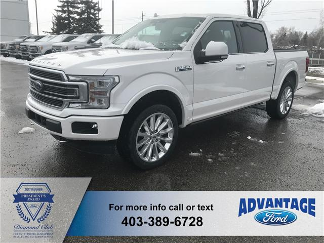 2018 Ford F-150  (Stk: J-491) in Calgary - Image 1 of 5