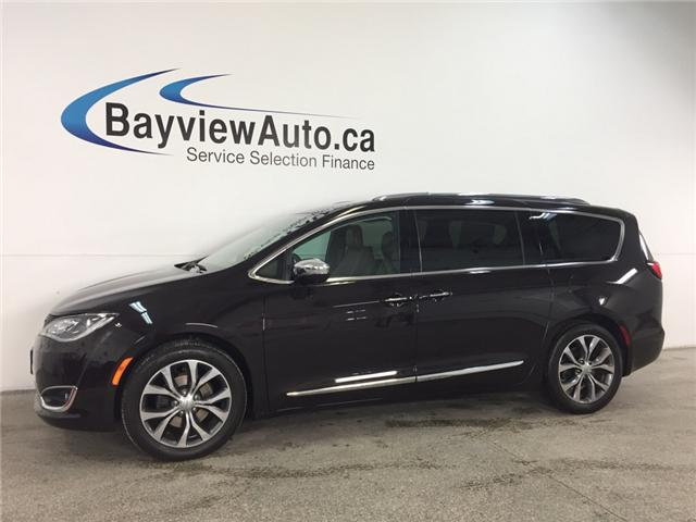 2017 Chrysler Pacifica Limited (Stk: 32492W) in Belleville - Image 1 of 30