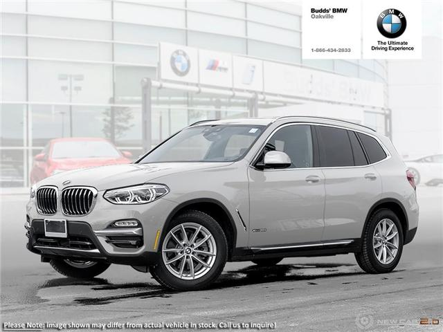 2018 BMW X3 xDrive30i (Stk: T938279) in Oakville - Image 1 of 24