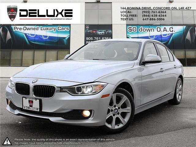 2012 BMW 320i  (Stk: D0327) in Concord - Image 1 of 16