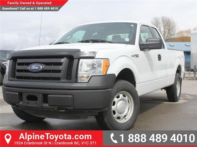 2011 Ford F-150 XL (Stk: X728603A) in Cranbrook - Image 1 of 16
