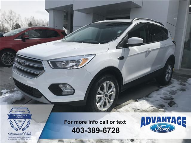 2018 Ford Escape SE (Stk: J-543) in Calgary - Image 1 of 5
