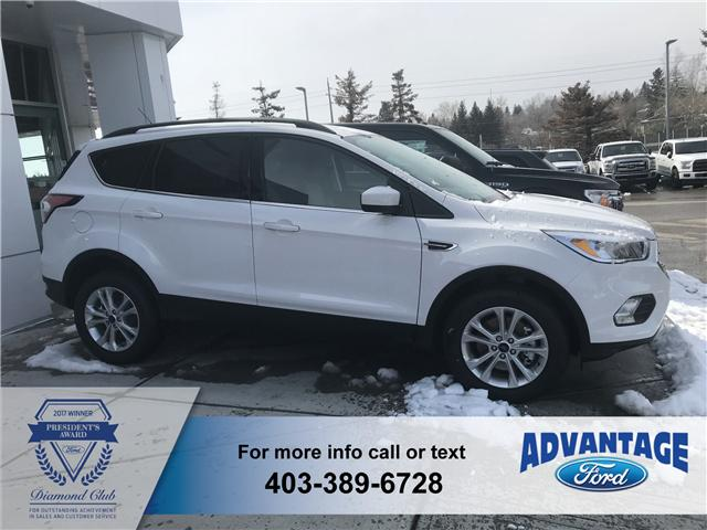 2018 Ford Escape SE (Stk: J-543) in Calgary - Image 2 of 5