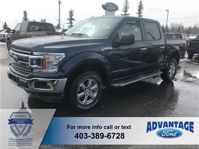 2018 Ford F-150  (Stk: J-551) in Calgary - Image 1 of 5