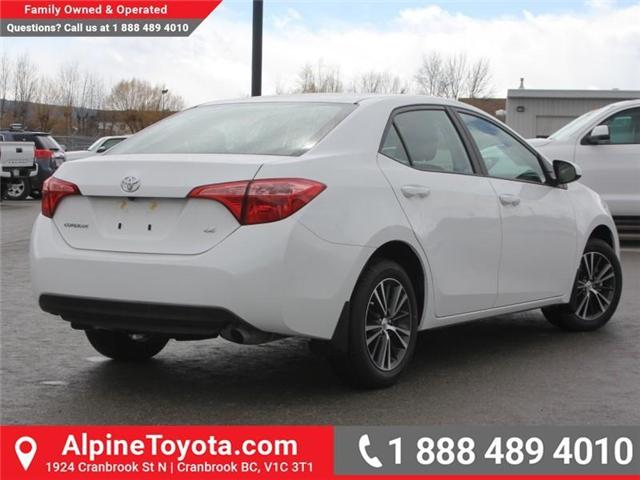 2018 Toyota Corolla LE (Stk: C077585) in Cranbrook - Image 5 of 18