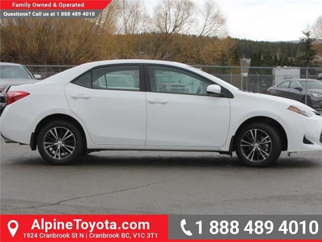 2018 Toyota Corolla LE (Stk: C077585) in Cranbrook - Image 6 of 18
