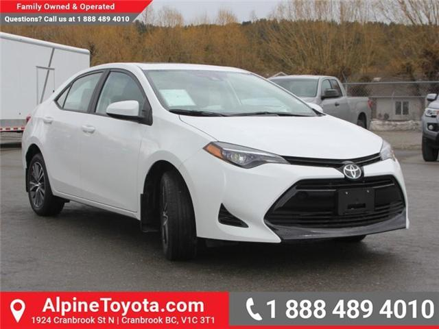 2018 Toyota Corolla LE (Stk: C077585) in Cranbrook - Image 7 of 18