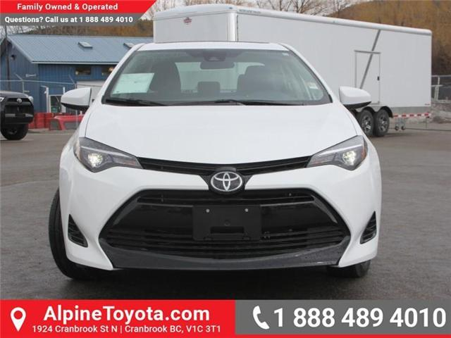 2018 Toyota Corolla LE (Stk: C077585) in Cranbrook - Image 8 of 18