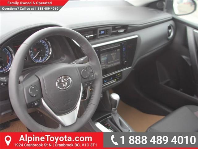 2018 Toyota Corolla LE (Stk: C077585) in Cranbrook - Image 9 of 18