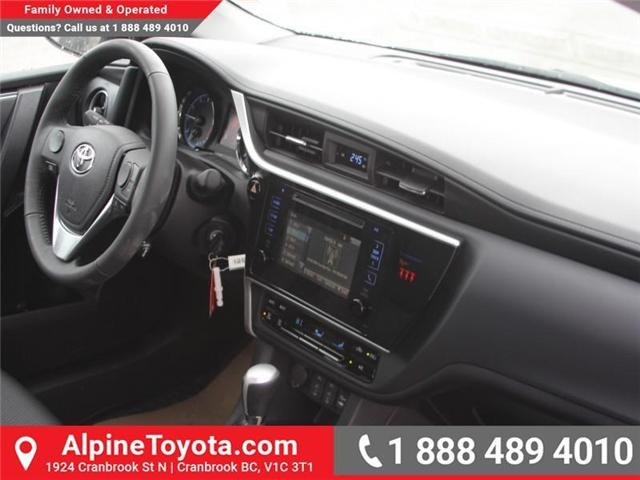 2018 Toyota Corolla LE (Stk: C077585) in Cranbrook - Image 11 of 18