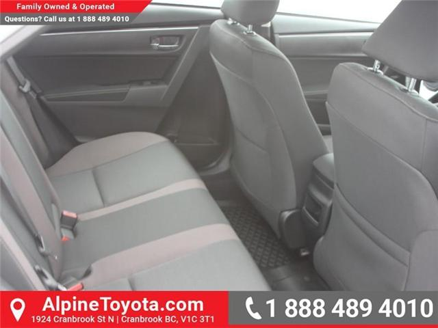 2018 Toyota Corolla LE (Stk: C077585) in Cranbrook - Image 12 of 18