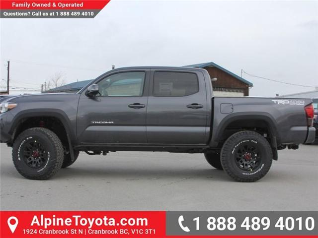 2018 Toyota Tacoma TRD Off Road (Stk: X139176) in Cranbrook - Image 2 of 18
