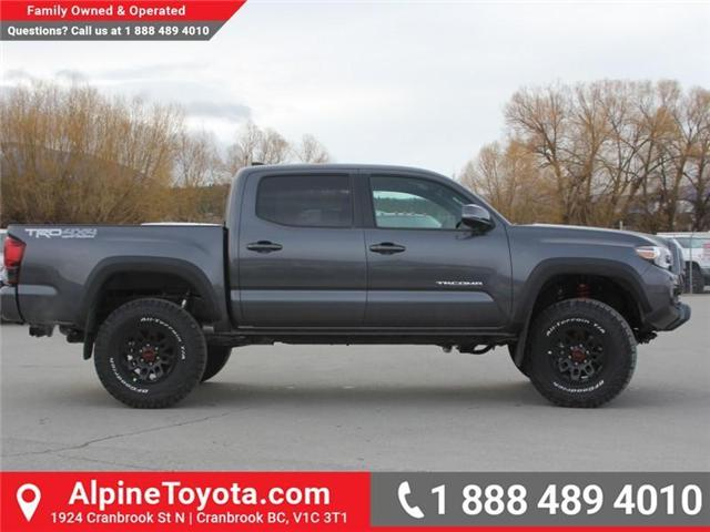 2018 Toyota Tacoma TRD Off Road (Stk: X139176) in Cranbrook - Image 6 of 18