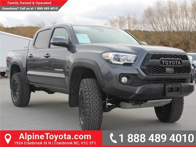 2018 Toyota Tacoma TRD Off Road (Stk: X139176) in Cranbrook - Image 7 of 18