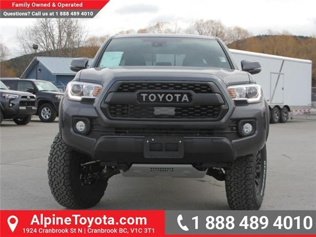 2018 Toyota Tacoma TRD Off Road (Stk: X139176) in Cranbrook - Image 8 of 18