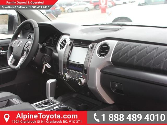 2018 Toyota Tundra  (Stk: X736270) in Cranbrook - Image 11 of 19