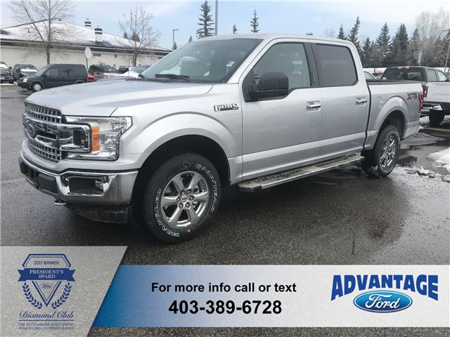 2018 Ford F-150  (Stk: J-562) in Calgary - Image 1 of 5