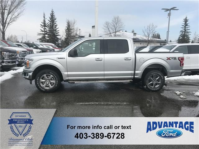 2018 Ford F 150 Xlt 3 3l Xtr For Sale In Calgary Advantage Ford