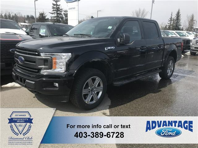 2018 Ford F-150 XLT (Stk: J-631) in Calgary - Image 1 of 5