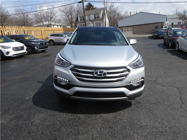 2018 Hyundai Santa Fe Sport 2.4 Luxury (Stk: 517100) in Dartmouth - Image 2 of 24