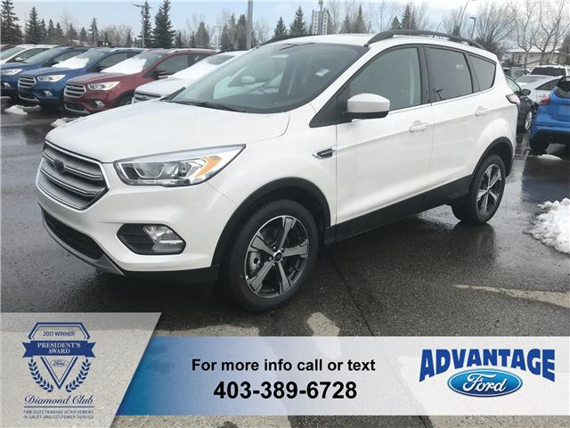 2018 Ford Escape SEL (Stk: J-705) in Calgary - Image 1 of 6