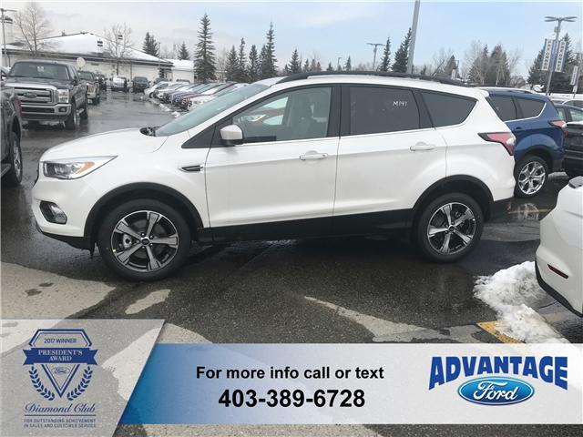 2018 Ford Escape SEL (Stk: J-705) in Calgary - Image 2 of 6