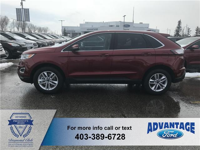 2018 Ford Edge SEL (Stk: J-731) in Calgary - Image 2 of 5