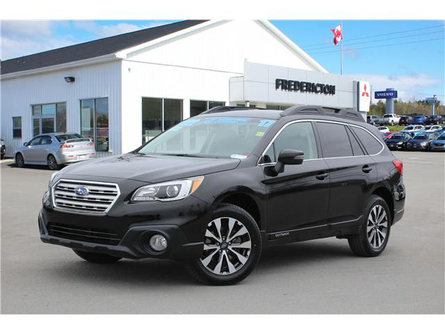 2017 Subaru Outback 2.5i Limited (Stk: 180340A) in Fredericton - Image 1 of 29