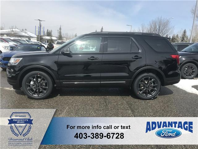 2018 Ford Explorer XLT (Stk: J-809) in Calgary - Image 2 of 6