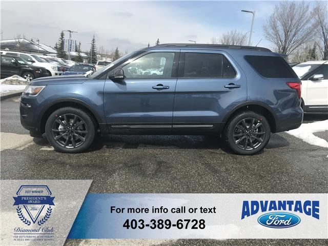 2018 Ford Explorer XLT (Stk: J-810) in Calgary - Image 2 of 5