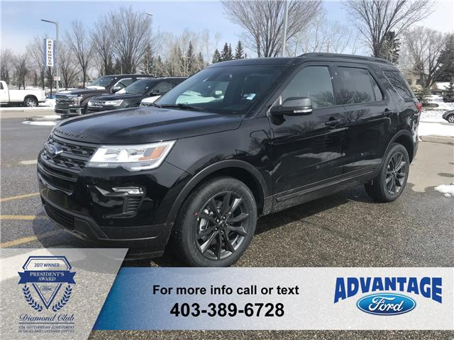 2018 Ford Explorer XLT (Stk: J-811) in Calgary - Image 1 of 6