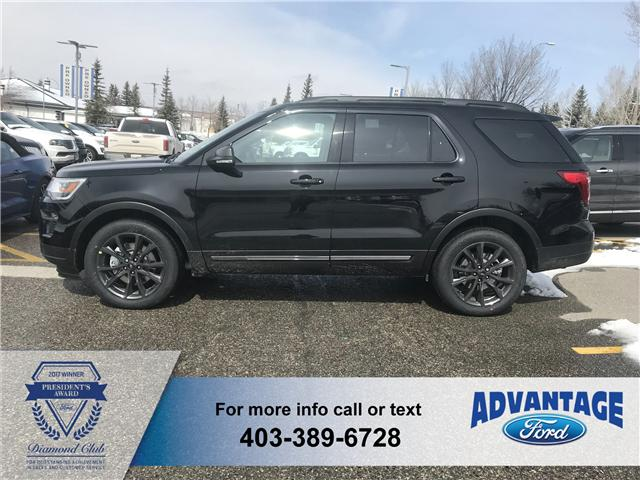 2018 Ford Explorer XLT (Stk: J-811) in Calgary - Image 2 of 6