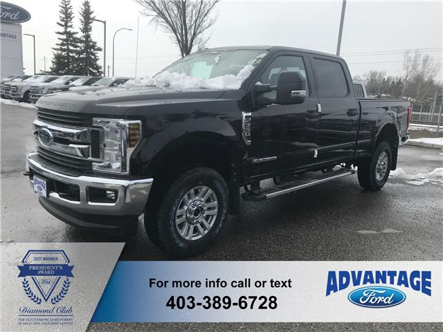 2018 Ford F-350  (Stk: J-1041) in Calgary - Image 1 of 5