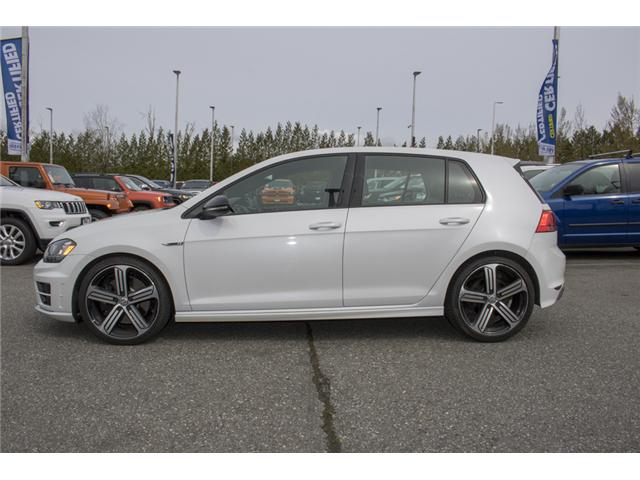 2016 Volkswagen Golf R 2.0 TSI (Stk: AG0729) in Abbotsford - Image 4 of 28