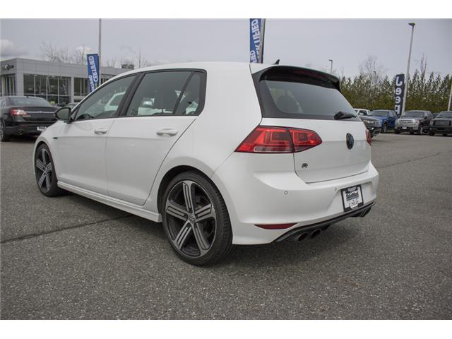 2016 Volkswagen Golf R 2.0 TSI (Stk: AG0729) in Abbotsford - Image 5 of 28
